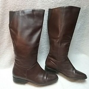 St. John's Bay Boots Leather